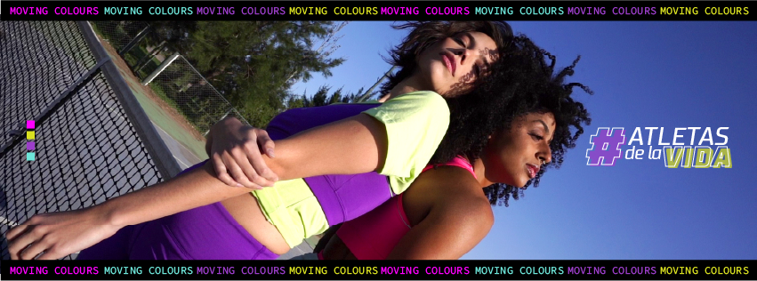 Moving Colours