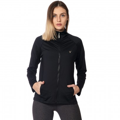 CAMPERA Force Negro