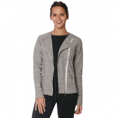 CAMPERA INTERTRAMA URBANA Gris