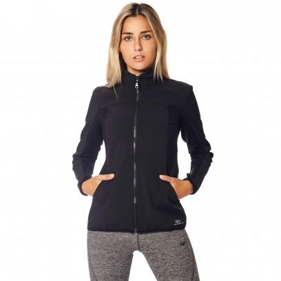 CAMPERA Body warm Negro
