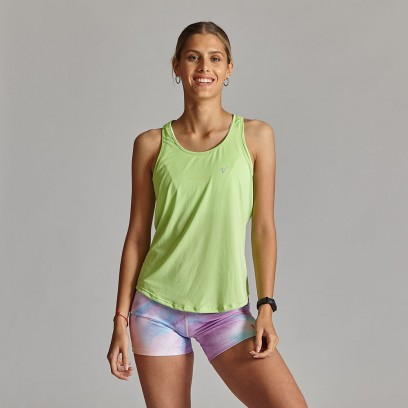 Musculosa deportiva de secado rápido Lima