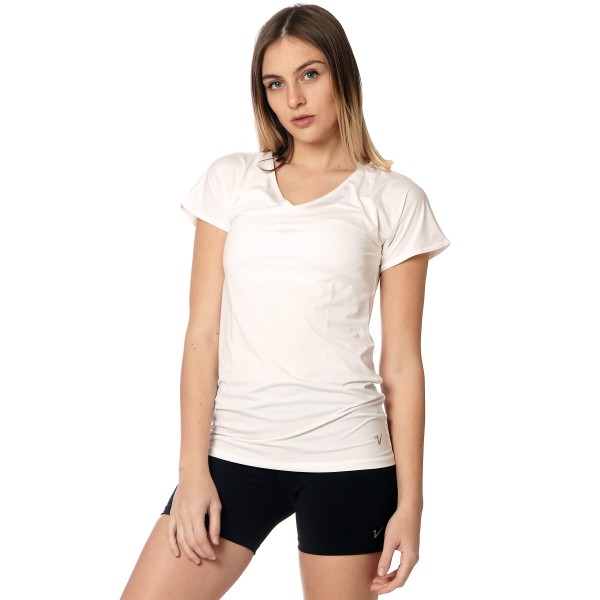 Remera Regular Micro Van V Blanco