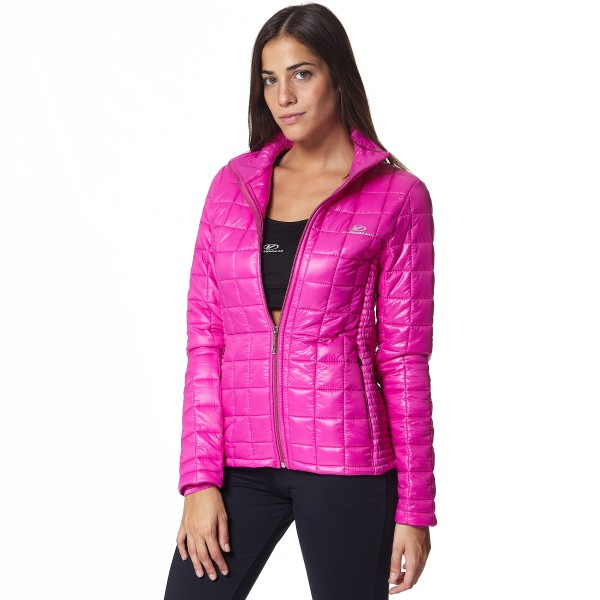 CAMPERA ULTRA LIGHT ENTALLADA Fucsia