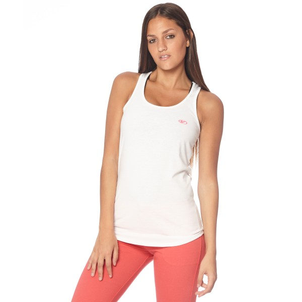 Musculosa regular Basic Blanco