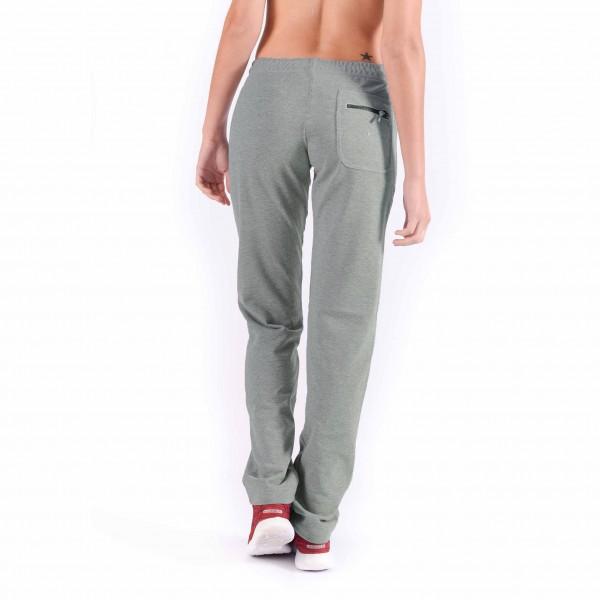 Pantalón All Time Gris Melange
