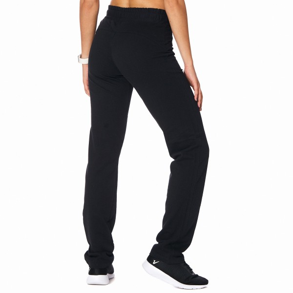 Pantalon rustico liviano negro