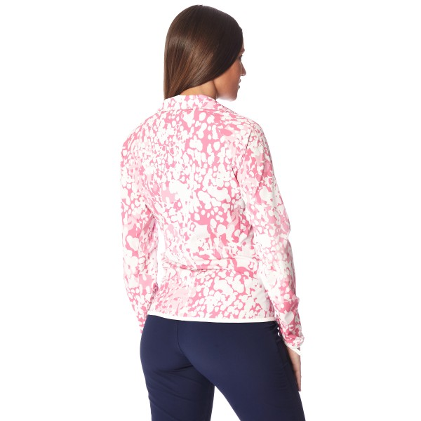 CAMPERA PLANO ESTAMPADA Unico