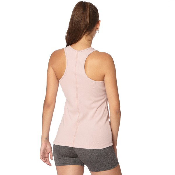 Musculosa con recorte Rosa