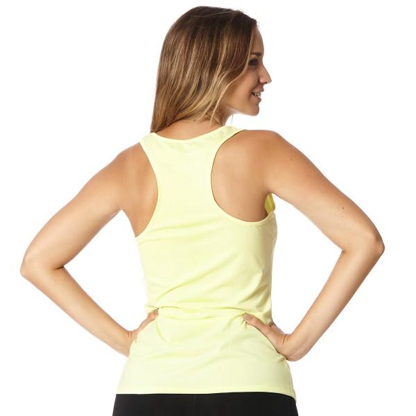 Musculosa deportiva lisa Lima